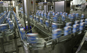 Carolinas Gateway Partnership Production Line