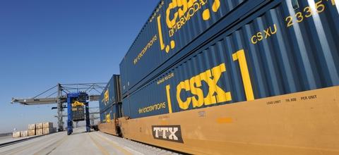 CSX rail hub construction remains on track