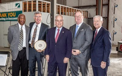 CONCRETE MANUFACTURER TO CREATE 55 JOBS IN EDGECOMBE COUNTY: ARMOROCK TO INVEST $6.6 MILLION IN BATTLEBORO