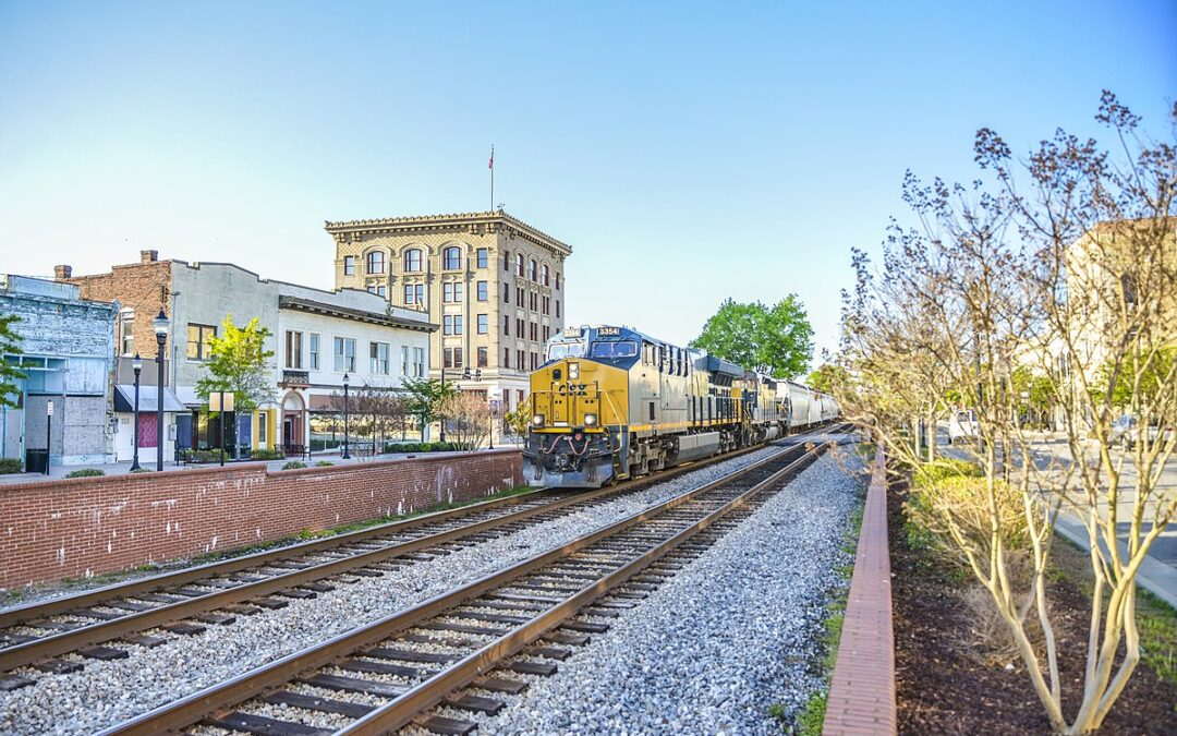 Rocky Mount CSX rail project has bright future, with a big lift from Norris Tolson