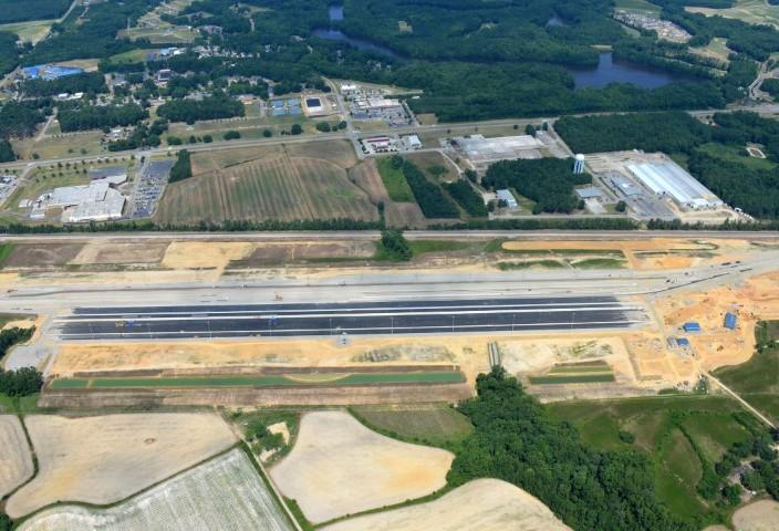 Progress continues on construction of CSX intermodal terminals