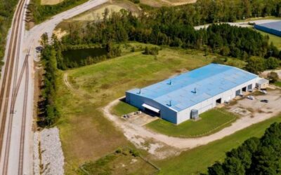 Manufacturing company to relocate to area